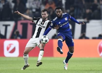 Champions: Juventus-Lione in diretta. Live