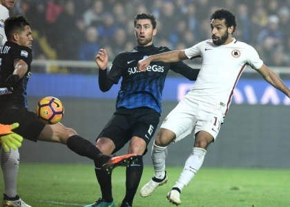 Serie A: Atalanta-Roma 2-1, le pagelle