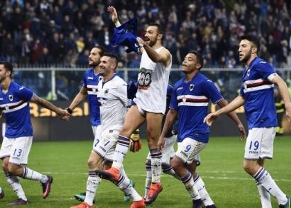 Serie A: Sampdoria-Sassuolo 3-2, le pagelle