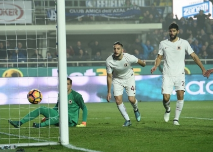 Serie A: Atalanta-Roma 2-1, gol e highlights. Video