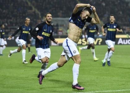 Serie A: Suso show ma Perisic salva l'Inter