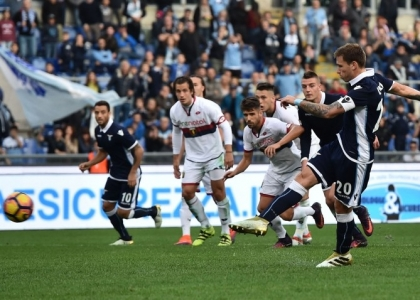 Serie A: Lazio-Genoa 3-1, gol e highlights. Video