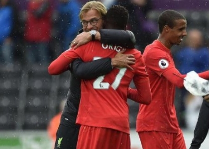 Premier: derby al Liverpool in extremis, 1-0 all'Everton