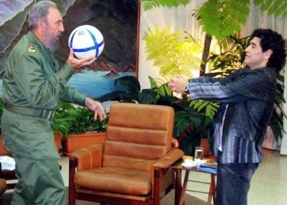 Cuba piange Fidel Castro: amico di Maradona, amava lo sport