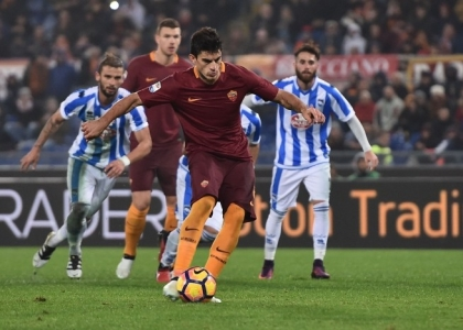 Serie A: Roma-Pescara 3-2, gol e highlights