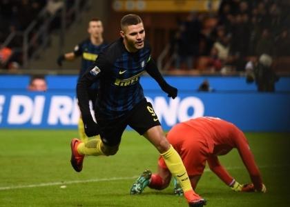 Serie A: squillo Inter, poker alla Fiorentina