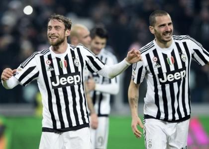 La Juventus perde i pezzi: si fermano Bonucci e Marchisio
