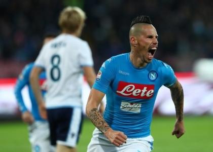 Serie A: Napoli-Lazio 1-1, le pagelle