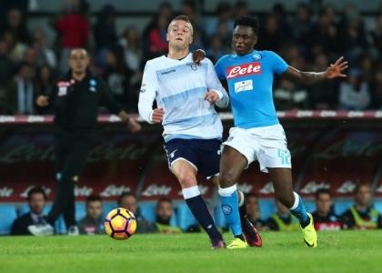 Serie A: Napoli-Lazio 1-1, gol e highlights. Video