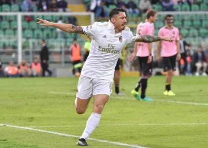 Serie A: Palermo-Milan 1-2, gol e highlights. Video