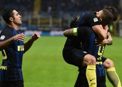 Serie A: l'Inter si risolleva, stallo Fiorentina