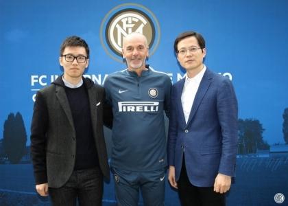 Inter, Pioli si presenta: la prima conferenza stampa. Video