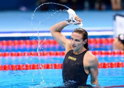 Nuoto, Mondiali Windsor: Le Clos e Hosszu pigliatutto, l'Italia c'è