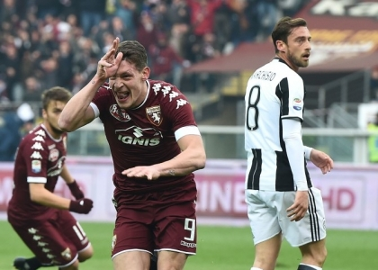 Serie A: Torino-Juventus xy, gol e highlights. Video