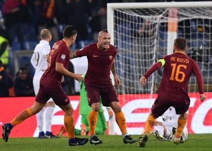 Serie A: Milan sprecone, è la Roma l'anti-Juve