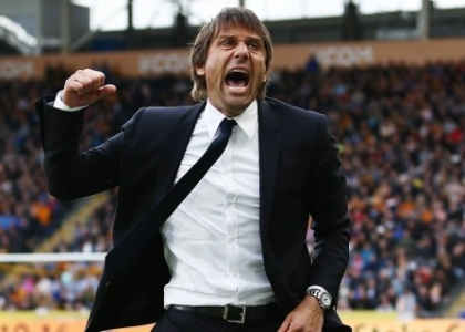 Premier League: Conte fa tredici, United successo in rimonta