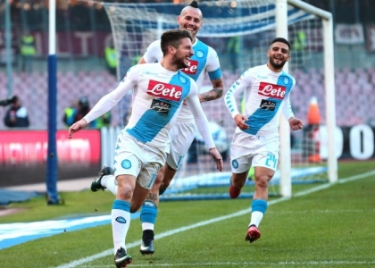 Serie A: Napoli-Torino 5-3, gol e highlights. Video