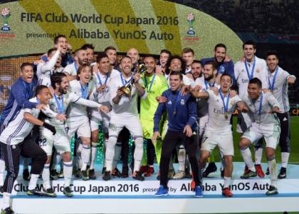 Mondiale per club: Real campione col brivido, Ronaldo stende il Kashima
