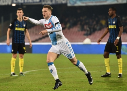 Serie A: Napoli-Inter 3-0, gol e highlights. Video
