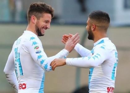 Serie A, Milan-Napoli: formazioni, pagelle, video gol. Diretta