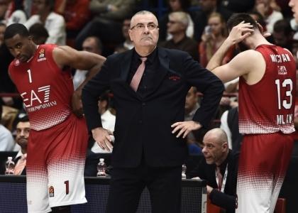 Eurolega: Milano non c'è, il Panathinaikos passeggia