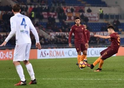 Serie A: Roma-Chievo 3-1, gol e highlights. Video