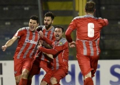 Lega Pro 2016-17, 21a giornata Girone A: risultati, marcatori e cronaca