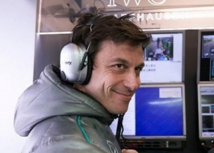F1, Wolff: