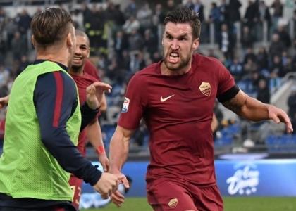Serie A: il derby è della Roma, la Sampdoria stende il Torino
