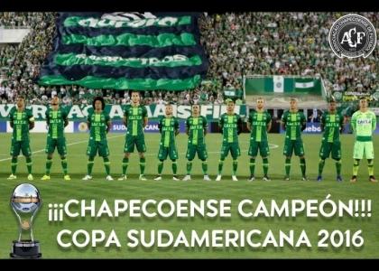 Copa Sudamericana, ufficiale: Chapecoense campione 2016
