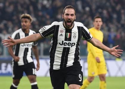 Champions: Dinamo stesa, la Juventus è prima