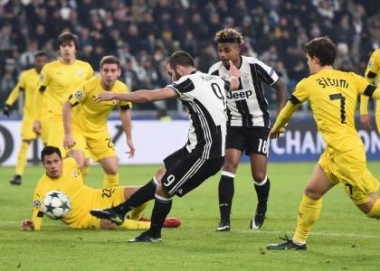 Champions: Juventus-Dinamo Zagabria in diretta. Live