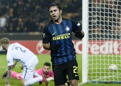 Europa League: Inter-Sparta Praga 2-1, le pagelle