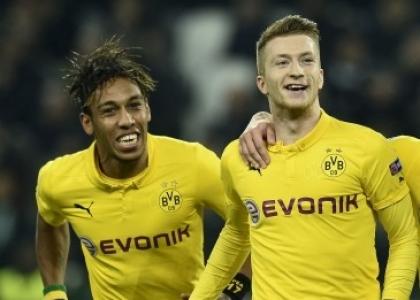 Champions: rimontona Dortmund, il Real è secondo