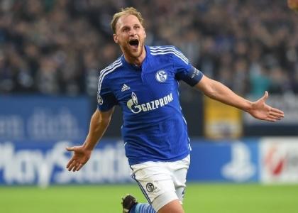 Europa League: ciclone Schalke, piangono Stramaccioni e Balotelli