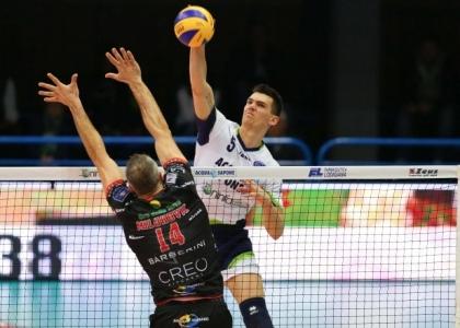 Volley, playoff SuperLega: Civitanova e Perugia volano sul 2-0
