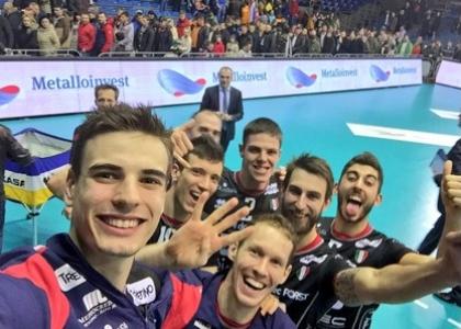 Sport in tv, 17 novembre: SuperLega, Piacenza-Trentino in diretta su RaiSport 1