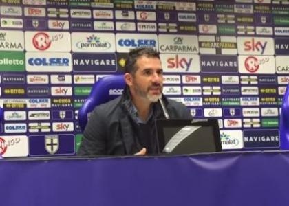 Lega Pro, Messina: Lucarelli sbotta in sala stampa