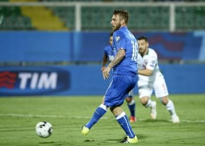 Italia, orgoglio De Rossi: la Uefa lo premia