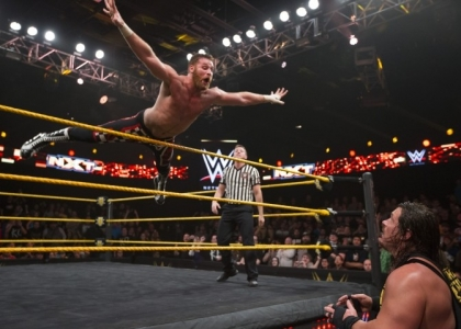 WWE: Sami Zayn presenta il Money in the Bank