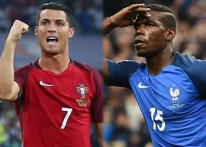 Euro 2016: Portogallo-Francia, a voi l'Europa