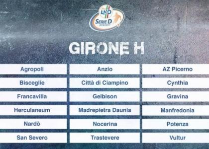 Serie D 2016-17, 11a giornata Girone H: risultati, marcatori e cronaca