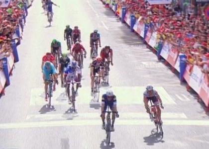 Vuelta 2016, 5a tappa: Meersman concede il bis in volata