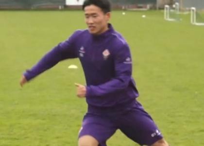 Fiorentina: sfuma il sogno del nordcoreano Choe