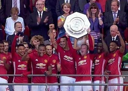 Community Shield: lo United piega il Leicester, decide Ibrahimovic