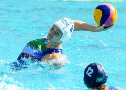 World League Femminile: Italia-Ungheria 10-12