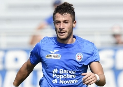 Serie B: Novara-Cesena 3-1, gol e highlights. Video