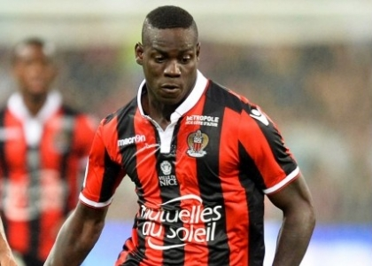 Ligue 1: Balotelli c'è, il Nizza dilaga e va in fuga