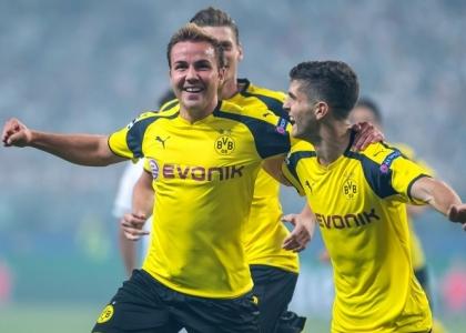 Champions, Girone F: Dortmund agli ottavi, il Real rischia la figuraccia