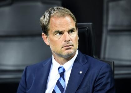 Serie A: Inter-Juventus, esame per De Boer